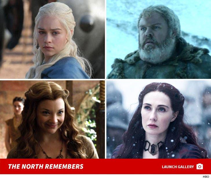In Memoriam -- 'Game of Thrones'