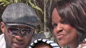 Tameka Raymond -- Usher's Decisions Almost Killed Our Kid