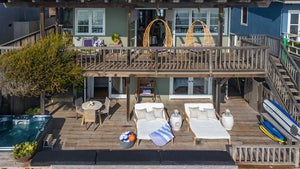 Ricky Schroder Lists Malibu Oceanfront Home in Wake of Divorce