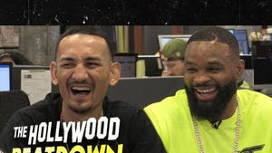 Max Holloway and Tyron Woodley Reveal 3 Questions they HATE to Answer!