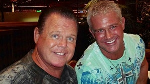 WWE's Jerry Lawler Sues Tennessee Sheriff for $3 Million Over Son's Death