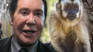 Teen Allegedly Bitten By Wayne Newton's Monkey Needed Tetanus Shot