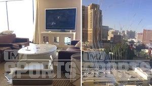 FaZe Banks' Trashed Vegas Hotel Room Video Shows Utter Destruction