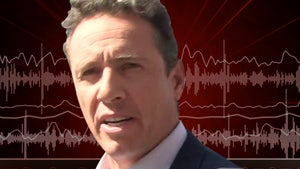 Chris Cuomo Says He's Sick of CNN Gig, Wants Freedom to Take on Trash Talkers