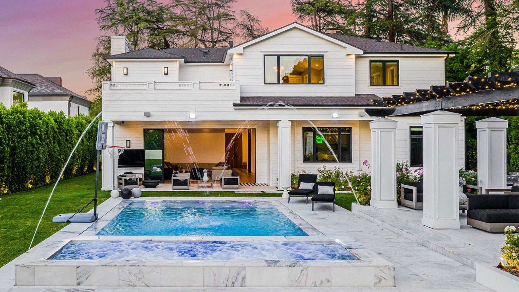 Tristan Thompson Selling Encino Mansion for $8.5M Officially Back w/ Khloe???