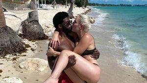 Lindsey Vonn and P.K. Subban's Bahamas Vacation