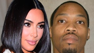 Kim Kardashian's Death Row Visit Energizes Julius Jones' Fam, Supporters
