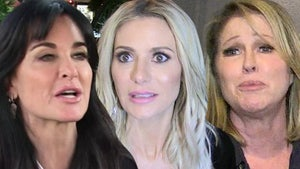 'RHOBH' Stars Kyle Richards, Kathy Hilton, Dorit Kemsley All Have COVID