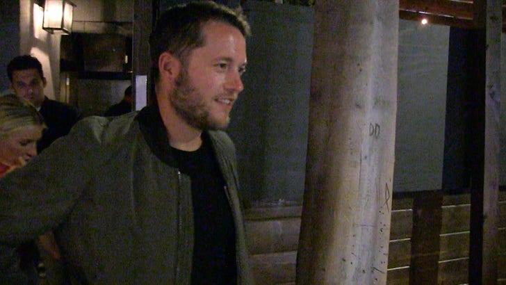 Matt Stafford Hits L.A. Nightlife Scene, Addresses Kershaw Jersey Quip.jpg