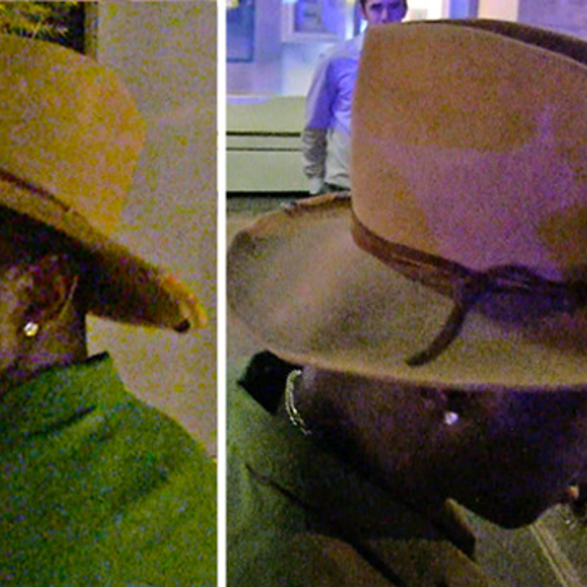 79d439b6b Steelers Star Antonio Brown -- Check Out My $600 Hat ... Pharrell ...