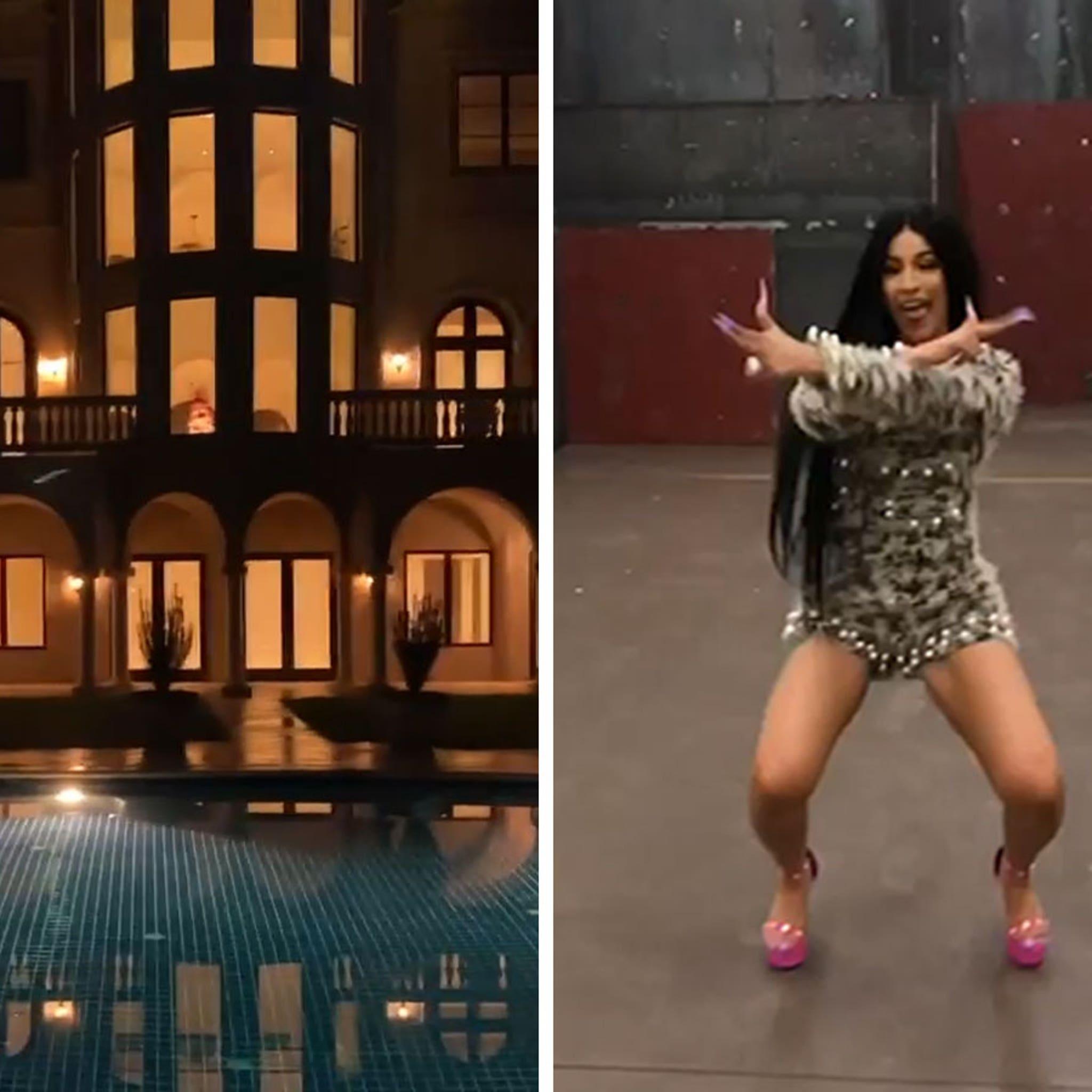 Flipboard: Cardi B And Offset Buy New Atlanta Mansion For