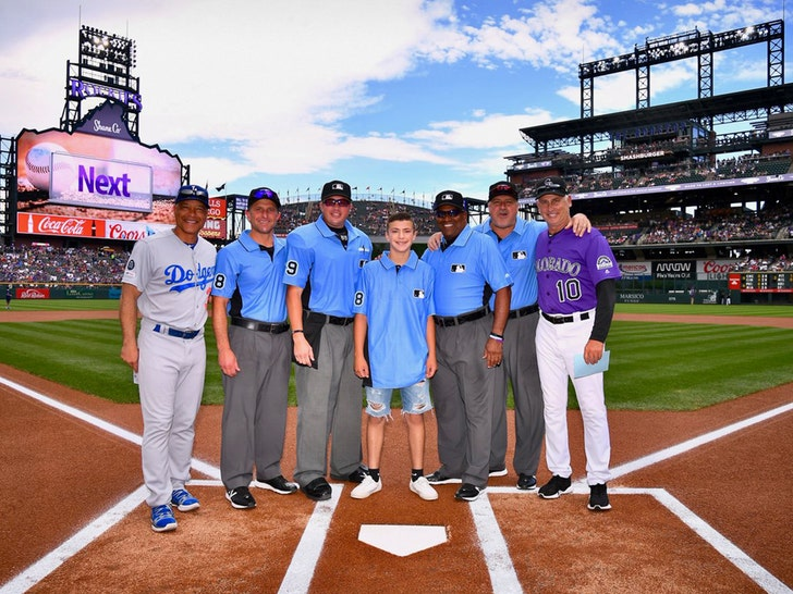 MLB Umpire Reaches out to Teen Ump Involved in Adult Brawl