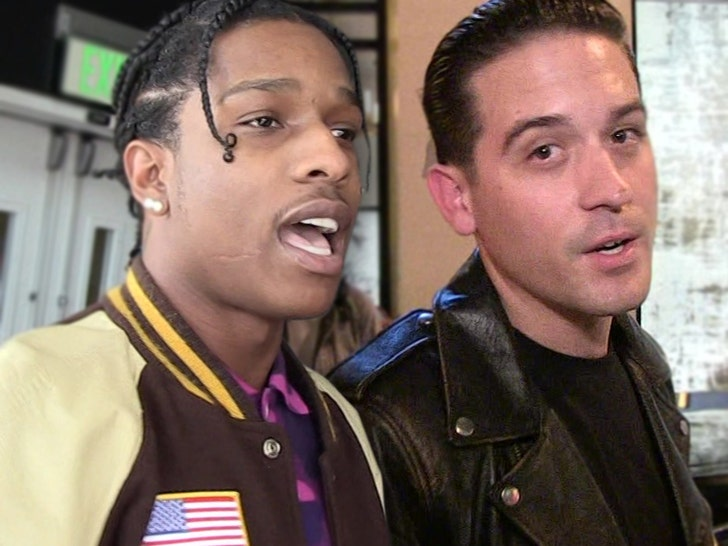 G-Eazy Says A$AP Rocky Situation Proves Racism, White Privilege