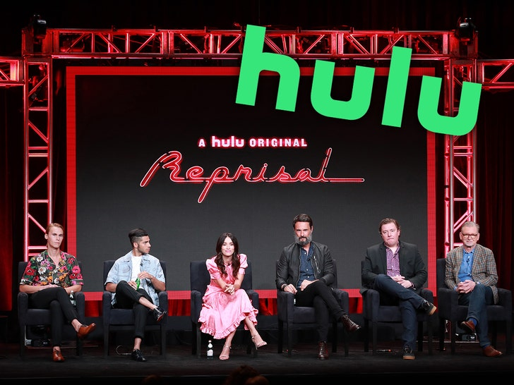 Hulu's New Show 'Reprisal' Stops Production Due to Hurricane
