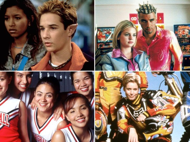 Disney Channel Originals -- 'Memba Them?!