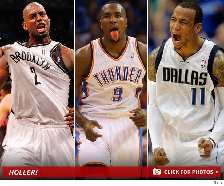 Pumped Up NBA Stars -- TURN DOWN FOR WHAT?!