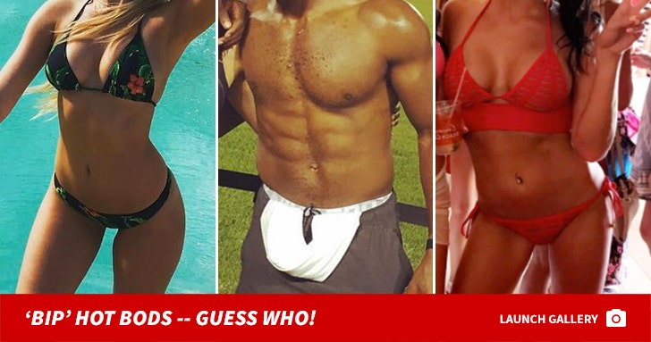 'Bachelor in Paradise' Hot Bods -- Guess Who!
