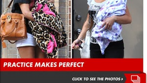 Snooki & Jwoww -- Fake Babies for Fake Reality Show