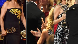 2017 Emmy Awards Behind the Scenes Photos