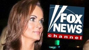 Karen McDougal Sues Fox News Over Trump 'Extortion' Comments