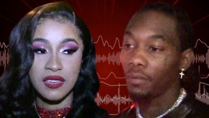 Cardi B Says She's Divorcing Offset Because She's Sick of Arguing