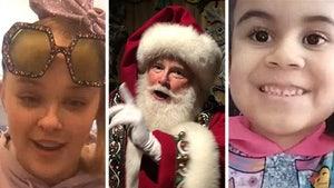 JoJo Siwa Grants 5-Year-Old Girl's Wish with Assist from Santa