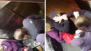 Fight Erupts After Man in Crowded Elevator Coughs on Another Man
