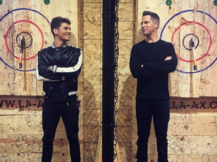 Axe Throwing Stars -- Bad Axe!