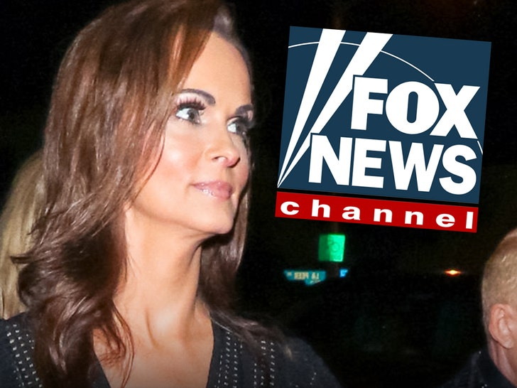 Trump Accuser Karen McDougal Sues Fox News Over Tucker Carlson Comments