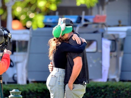 Aaron Rodgers and Shailene Woodley Pack On PDA at Disney World.jpg