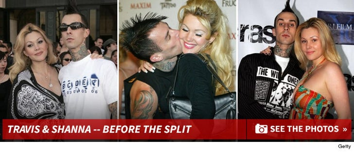 Travis and Shanna -- Before The Split!