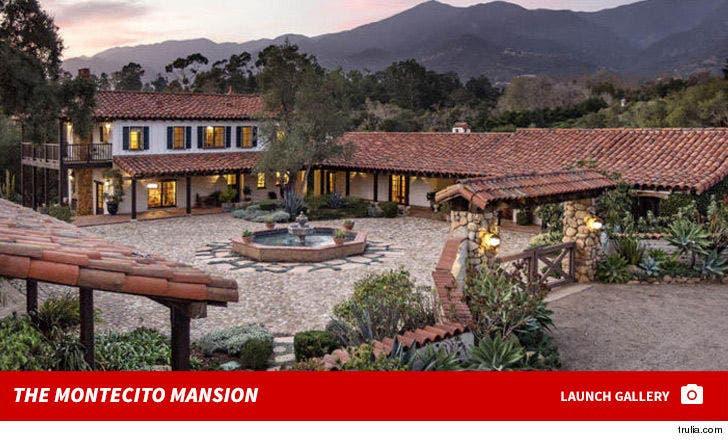 Ellen DeGeneres' New Montecito Estate