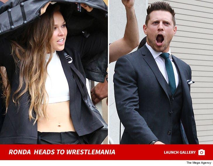 Wrestlers Heading To WrestleMania 34