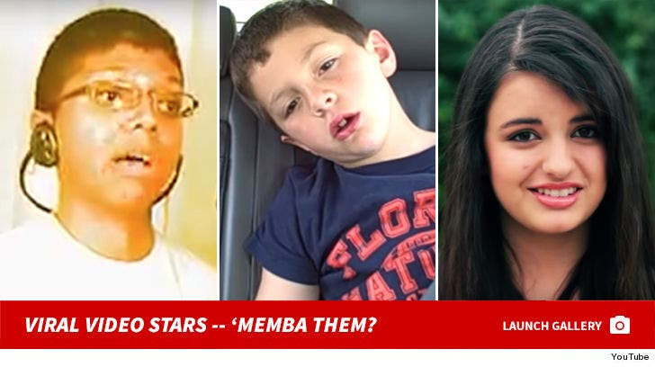 Viral Video Stars -- 'Memba Them?