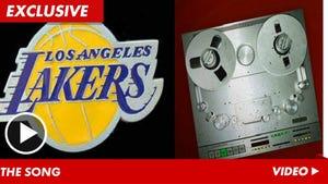 L.A. Lakers Sued Over Song -- Da Da Dad Danta Da -- CHARGE!!!