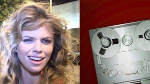 AnnaLynne McCord -- I Stand With Kesha