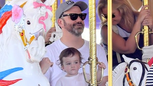 Jimmy Kimmel Takes Son, Billy, on First Trip to Disneyland
