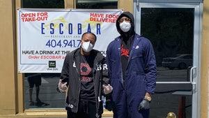 2 Chainz Feeds Homeless Instead of Reopening Atlanta Restaurants