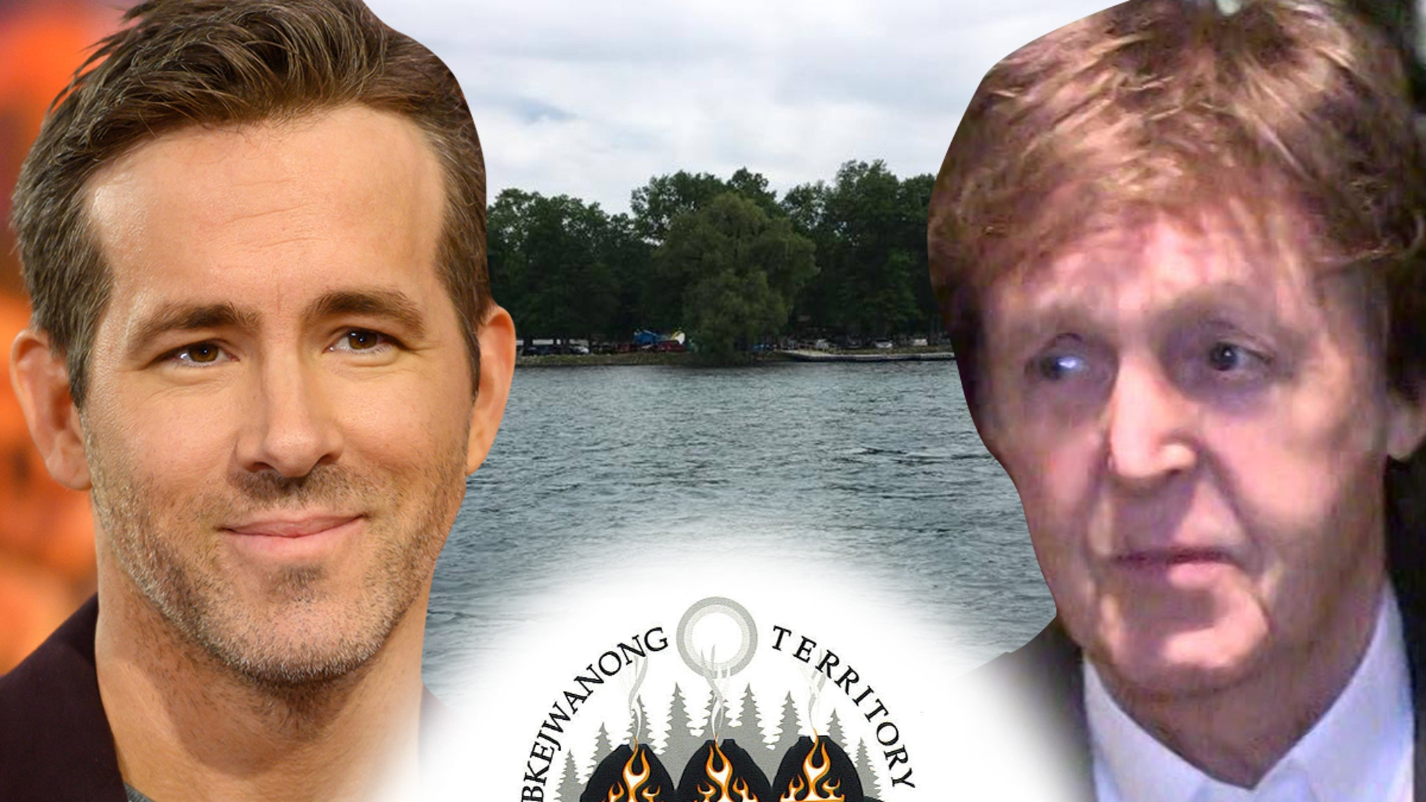 Ryan Reynolds, Paul McCartney Wanna Be Chief?!? First Nation Nominates 'Em