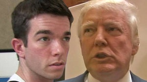 John Mulaney Says 'SNL' Joke Sparked Secret Service Probe