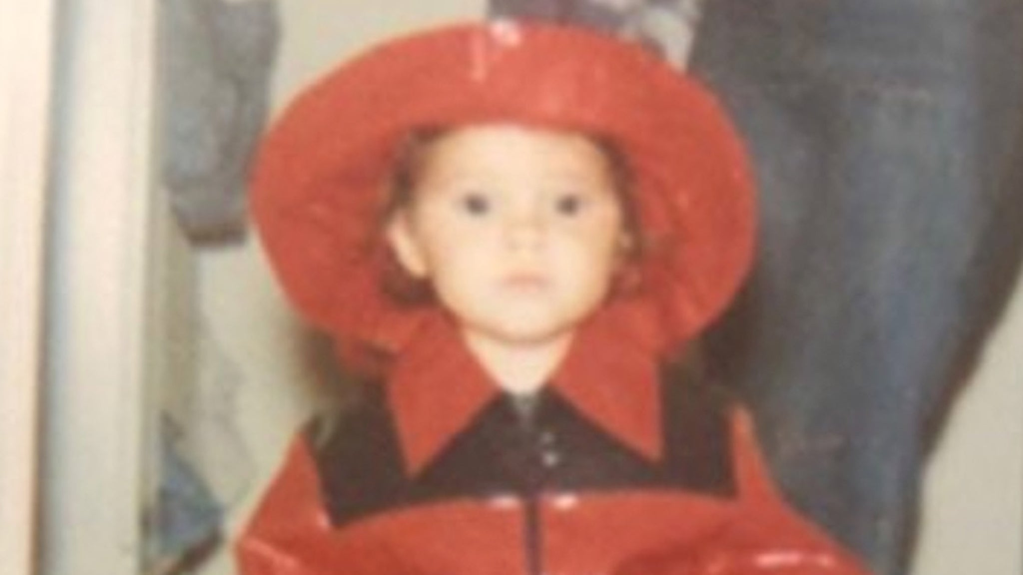 Guess Who This Raincoat Runt Turned Into!