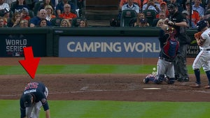 Braves' Charlie Morton Breaks Leg During World Series, But Still Pitches!