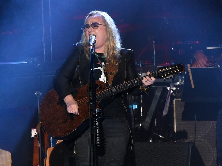 Melissa Etheridge Performance Photos