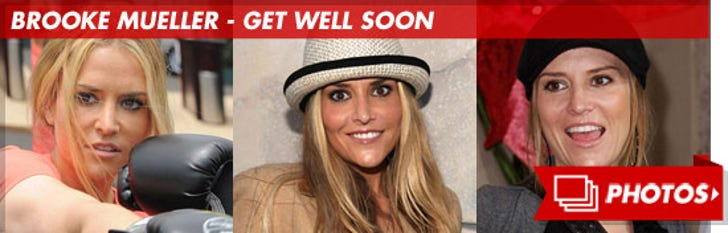 Brooke Mueller -- Through the Years