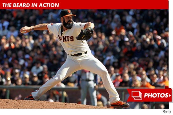Brian Wilson's Baseballin' Photos