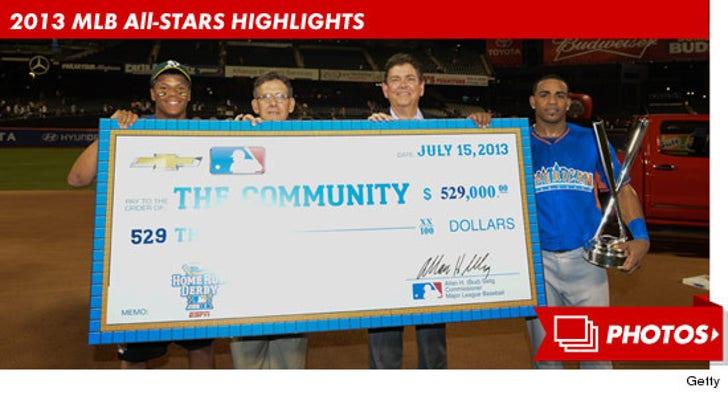 2013 MLB All-Stars Weekend Awesomeness