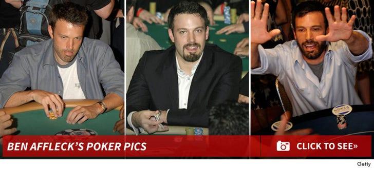 Ben Affleck's Poker Face