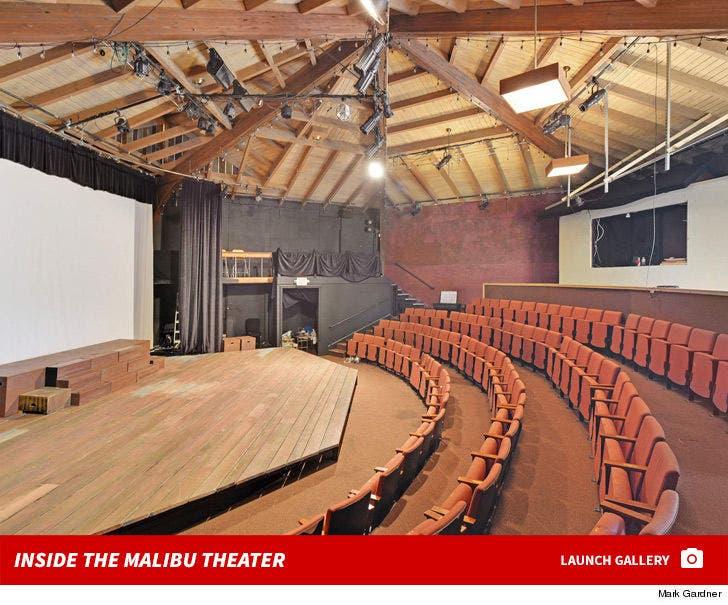 Chris Martin's Malibu Theater