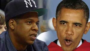 Jay-Z -- I Support Gay Marriage