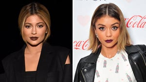 Kylie Jenner vs. Sarah Hyland -- Who'd You Rather?
